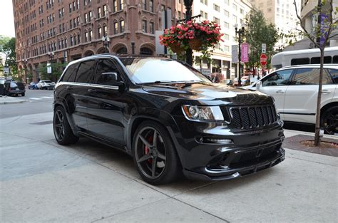 2012 Jeep Grand Cherokee Srt8 Stock # R365c For Sale Near