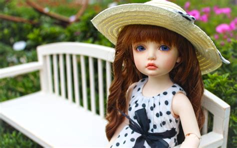 wallpaperwiki lovely beautiful doll wide images pic