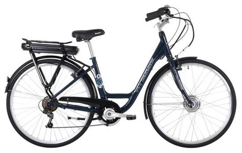 Vitesse Bike Shop by Vitesse Step Through Alloy Frame 6 Speed 8ah Electric Bike