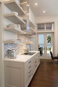 Kitchen, Shelves