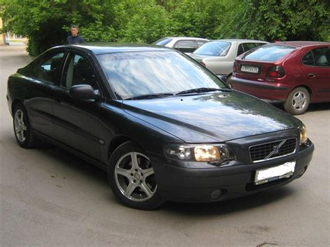 Volvo S60 2001 by Used 2001 Volvo S60 Photos 2500cc Gasoline Ff Manual