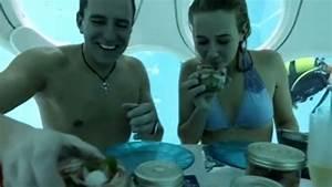 Rustine Piscine Sous L Eau : un d ner sous l 39 eau et en maillot de bain a vous tente direction la piscine nemo 33 ~ Farleysfitness.com Idées de Décoration