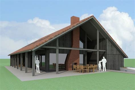 Heeg Well by Studio Ska Schuurwoning Heeg 2012 Praca Pinterest