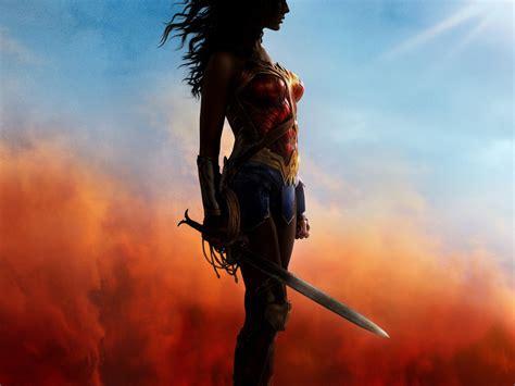 2017 Wonder Woman Wallpapers