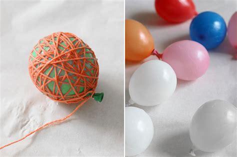cotton balls lichterkette diy cotton lichterkette beautyressort