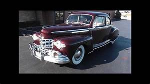 1946 Lincoln Zephyr Club Coupe