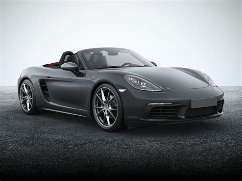 porsche 718 boxster new 2018 porsche 718 boxster price photos reviews