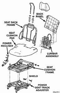 1998 Dodge Ram 1500 Seat Belt Control Wiring Diagram