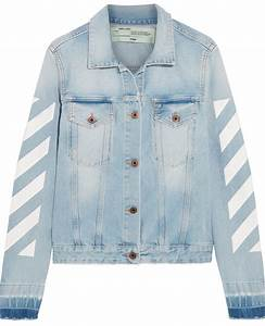 Alyssa Wants to Enter Hypebeast Territory With This Off-White Denim Jacket - Fashionista