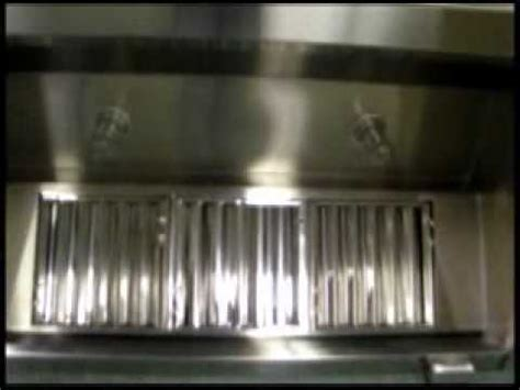 Commercial Restaurant Exhaust Hoods   HoodMart   YouTube