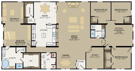 augusta titan factory direct champion homes mobile home floor plans modular home