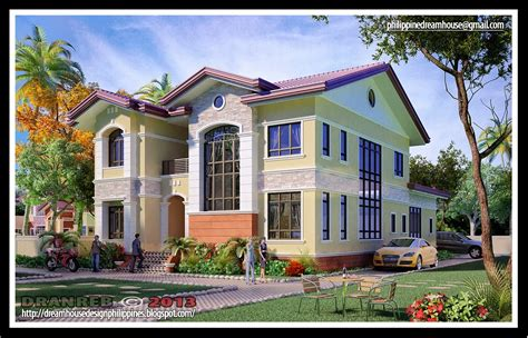 two house designs philippine house design