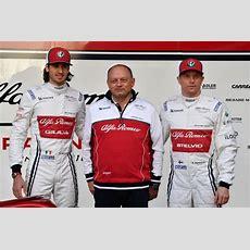 Alfa Romeo Erst Nach Ein Paar Rennen Wirklich