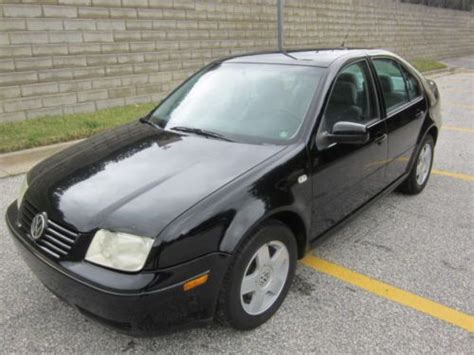 Sell Used 2002 Volkswagen Jetta Tdi Sedan 4-door 1.9l In