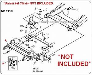 Meyer Mounting Carton 17119 For Ez Plus Or Mdii Mounting