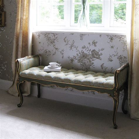 Versailles Damask Foot End All Things Frenchy