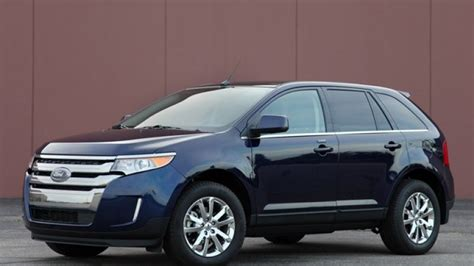 Review 2011 Ford Edge Limited Autoblog