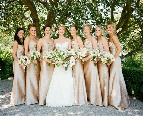 23 Elegant And Classic Champagne Wedding Ideas