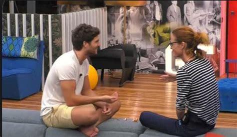 Gf Vip, Jane Alexander In Crisi L'attrice Tra Elia
