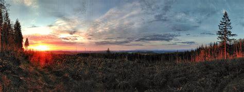 photo sunset landscape   trail running sunset sundown trailrunning trailrun