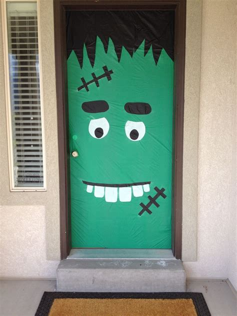 halloween door decorations interior exterior ideas
