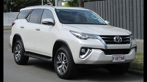 Toyota financial services (south africa) limited. Toyota FORTUNER SIGMA Chassis location - YouTube