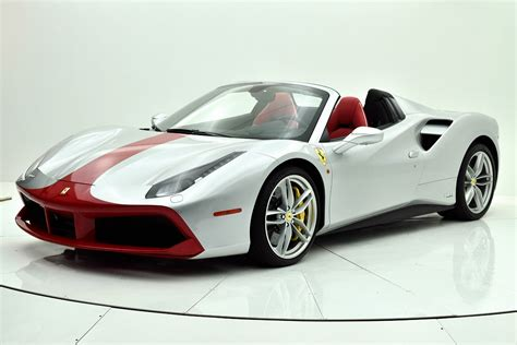 Gambar Mobil 488 Spider by Used 2018 488 Spider 70th Anniversary For Sale