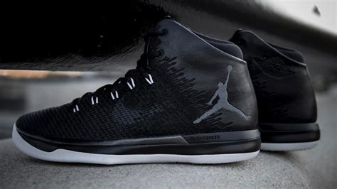 Air Jordan 31 Black Cat Youtube