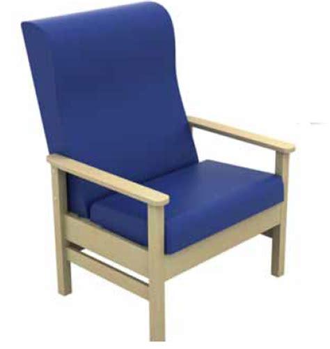 cheap atlas high back bariatric arm chair vinyl fabric