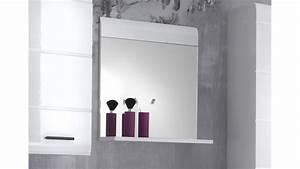 Spiegel Mit Ablage Weiß : bad spiegel mit ablage skin front wei hochglanz ~ Indierocktalk.com Haus und Dekorationen