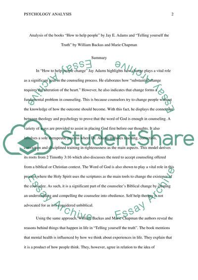 You can't just write that the book was boring; Critique Research Paper Example | Topics and Well Written Essays - 1000 words - 1