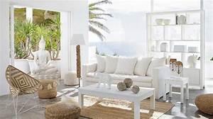 Idées déco estivale de style marin pour une maison de