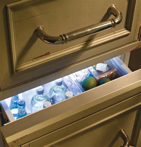 zidihii monogram double drawer refrigerator module monogram appliances