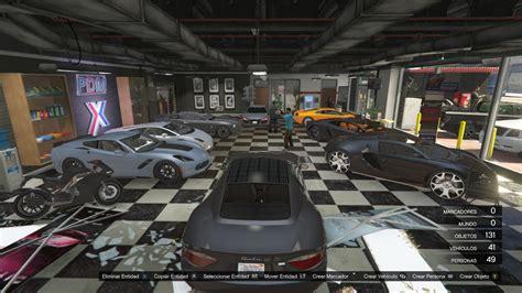 Garage Of Cars by 12 Car Garage Amazing Gta 5 The Garage Vs Showdown