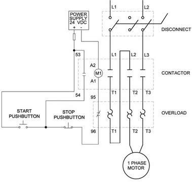 contactor wiring screwfix community