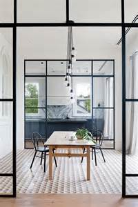 Home Interior Framed T D C Prahran Residence By Hecker Guthrie