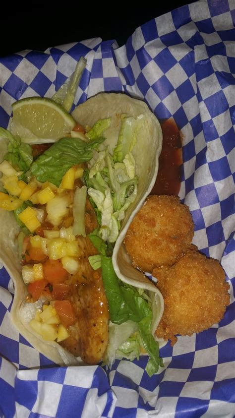 grouper taco grilled catch mango salsa browse