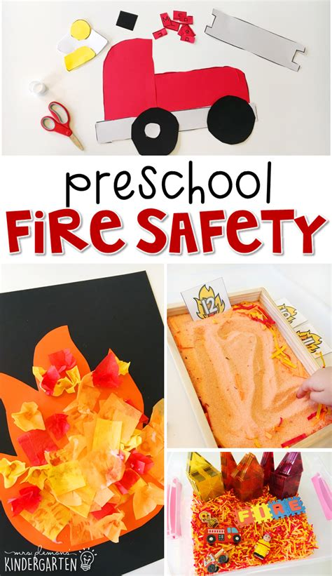 preschool safety mrs plemons kindergarten 227 | Slide1