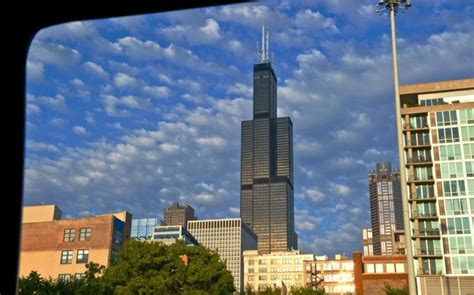 Willis Tower, Tallest In Chicago, Sold To Blackstone