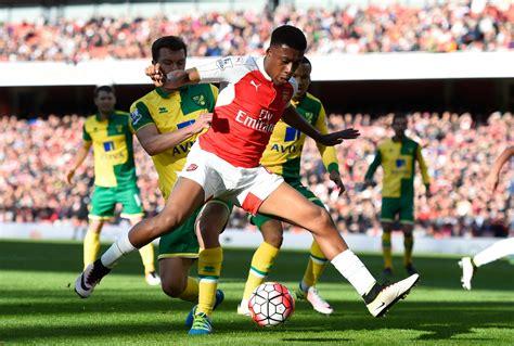 Arsenal: Nigeria frustrated as Gunners block Alex Iwobi ...