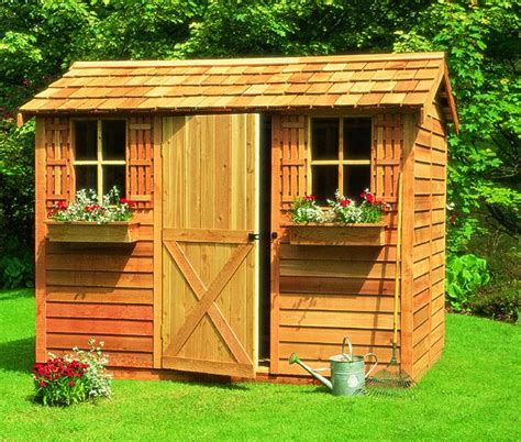 cheap storage sheds perks and makes use of of cheap sheds for your residence