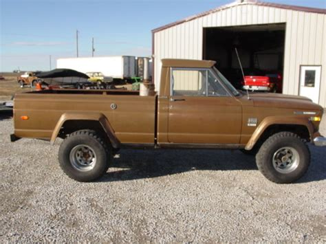 jeep  gladiator    detroit diesel calf truck  sale  york nebraska
