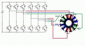 6 Phase Hub Motor