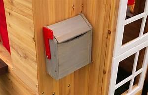 Maison En Bois Tout Compris : kidkraft cabane pour enfants d 39 ext rieur moderne 00182 ~ Melissatoandfro.com Idées de Décoration