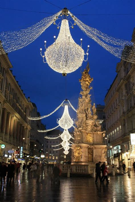 christmas in vienna everywhere pinterest