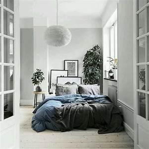 Apartment Einrichten Ideen : schlafzimmer einrichten grau kleiner raum als schlafzimmer inspiration f r moderne und ~ Markanthonyermac.com Haus und Dekorationen