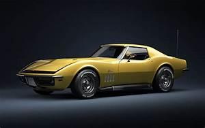 1969 Chevrolet Corvette Zl1 427 3d Model