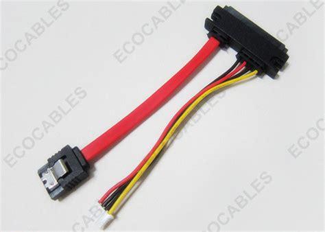 laptop 4pin 7pin 22pin red sata cable to 4pin xhp wiring