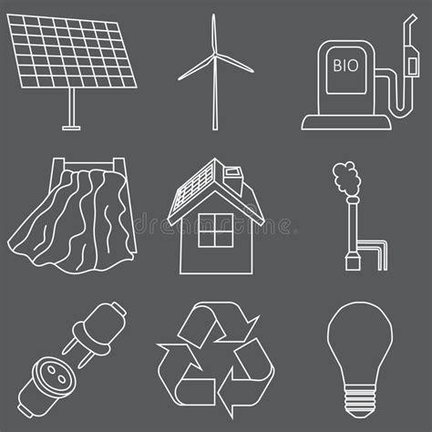 Sistema De Elementos De La Producción De Energía