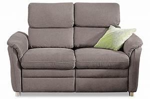 Sofa Grau Günstig : 2er sofa mit relax grau mit federkern sofas zum halben preis ~ Watch28wear.com Haus und Dekorationen